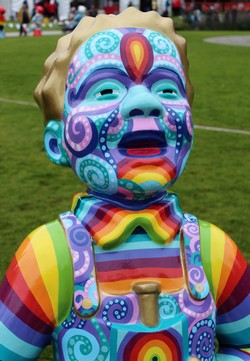 Oor Wullie's BIG Farewell Weekend - Oorlways Look on the Bright Side
