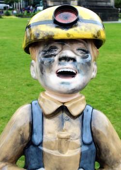 Oor Wullie's BIG Farewell Weekend - Oor Coal Miner