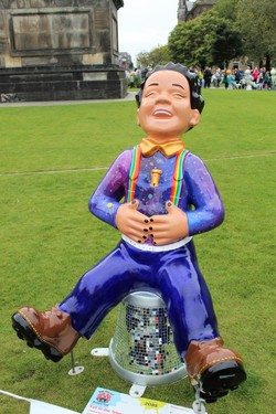Oor Wullie's BIG Farewell Weekend - Eye to the Telescope