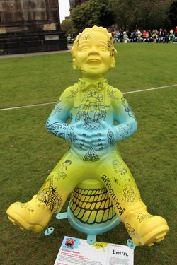 Oor Wullie's BIG Farewell Weekend - Sailoor Wullie