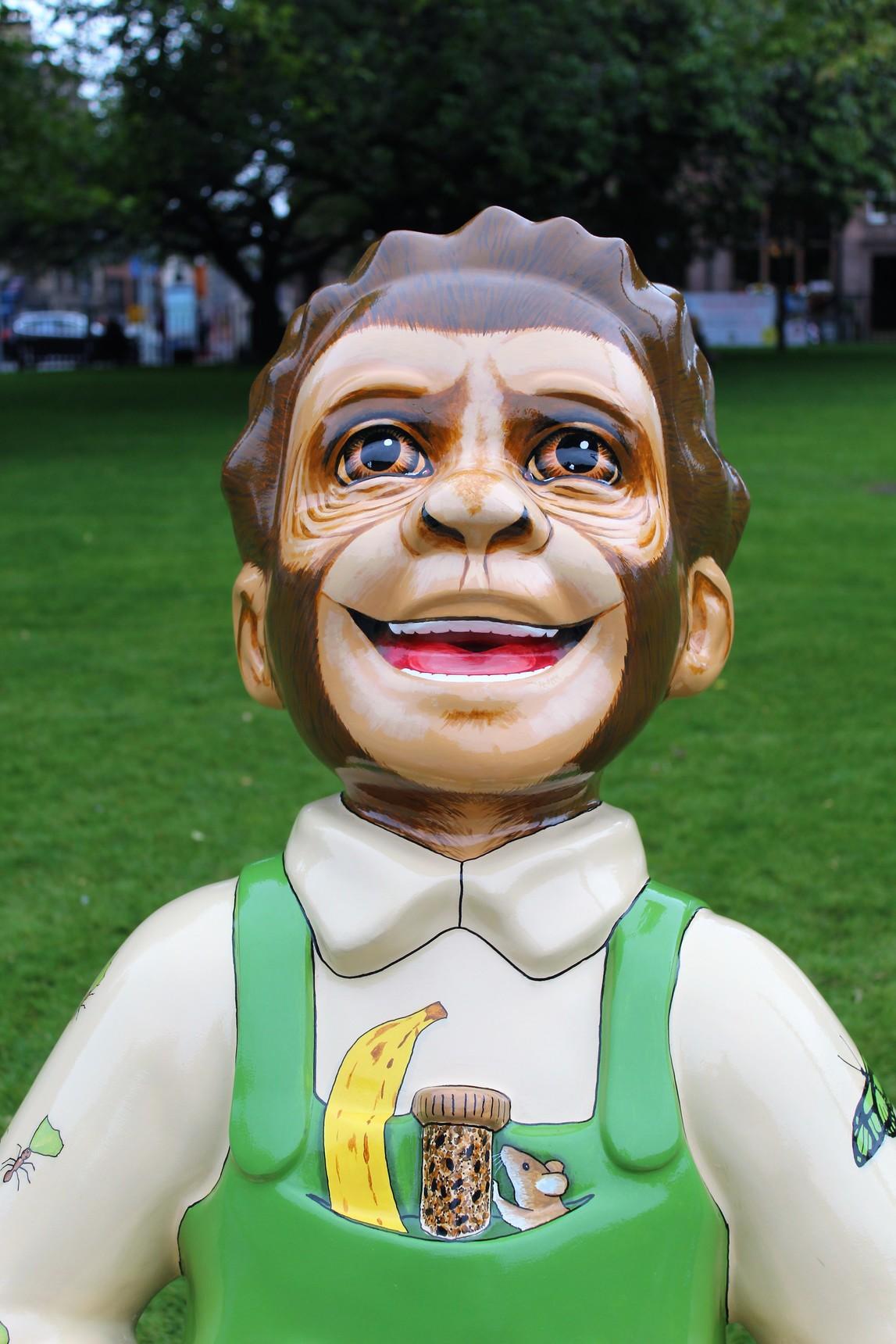 Oor Wullie's BIG Farewell Weekend - Cheeky Monkey