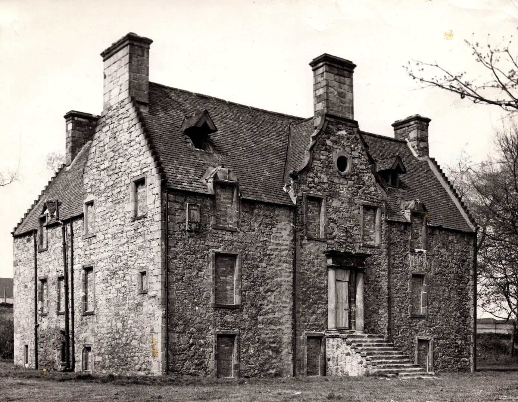 Pilrig House c.1960