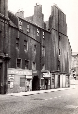 Tenement Building At 59-65 Bernard Street By The Shore, September 1963