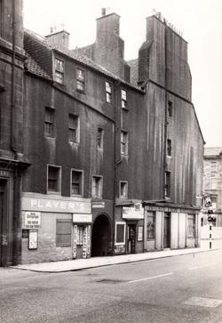 Tenement Building At 59-65 Bernard Street By The Shore, September 1963