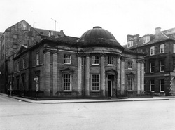 National Commercial Bank Of Scotland At 25 Bernard Street, April 1963