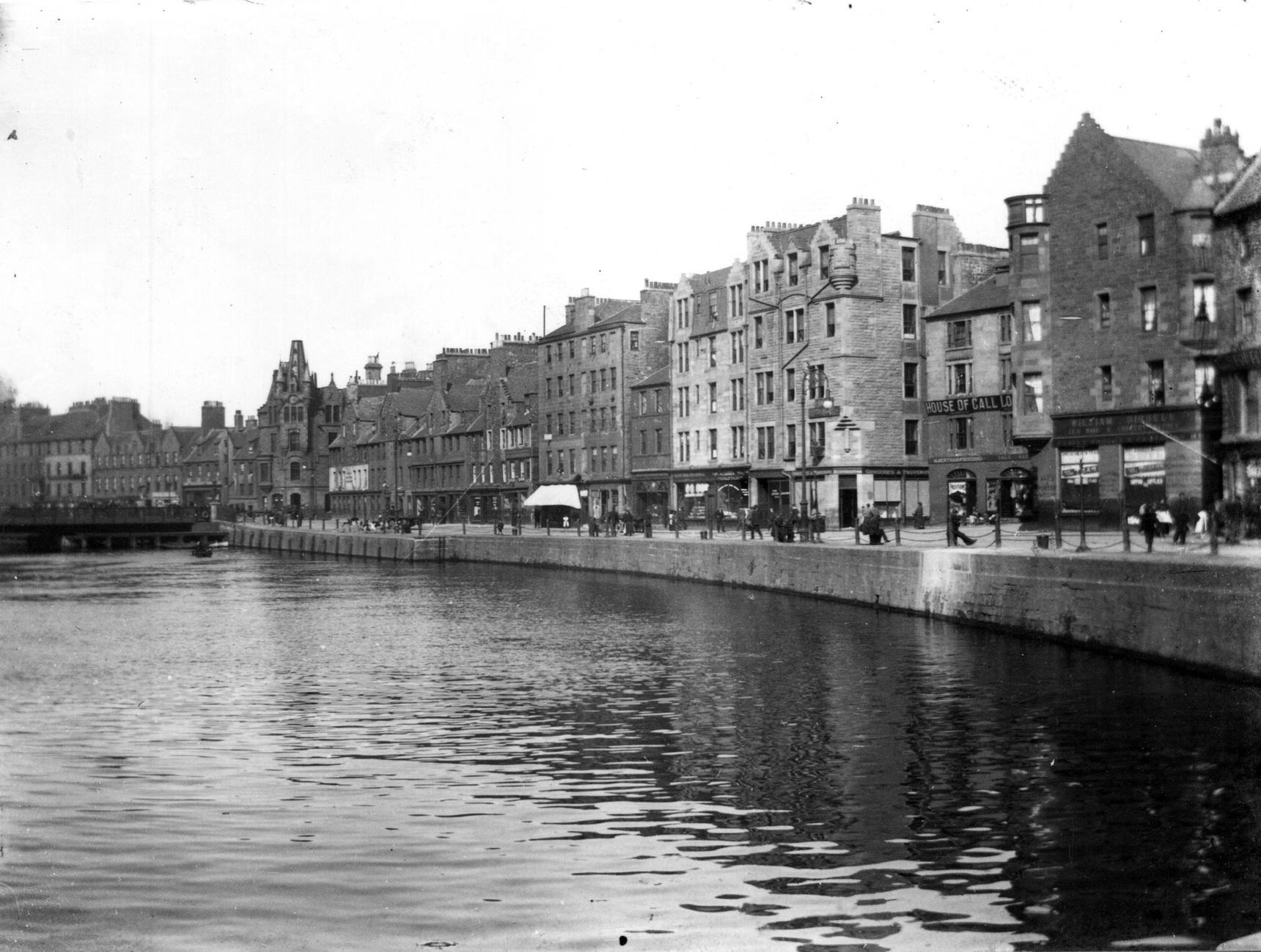 The Shore c.1950