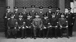 Leith Special Constables Section No.1 c.1916
