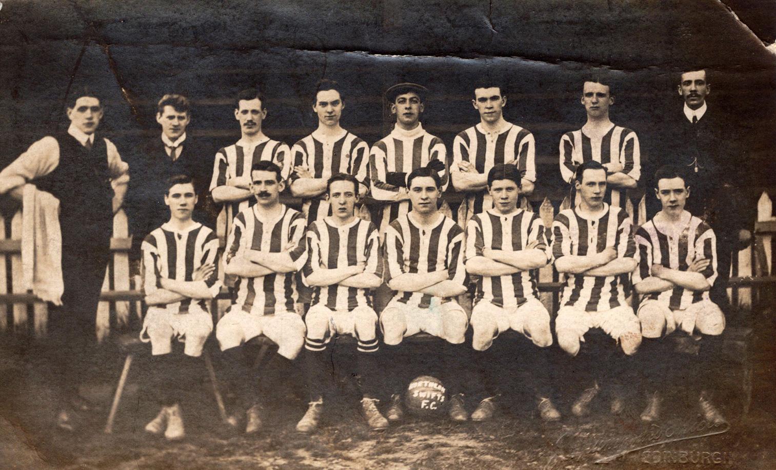Northern Swifts Football Club Team c.1910