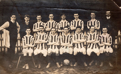 Northern Swifts Football Club Team c.1910