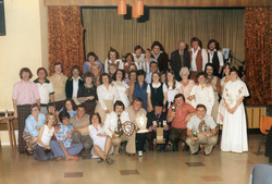 Presentation Night At The Boiler-Makers Club 1970s