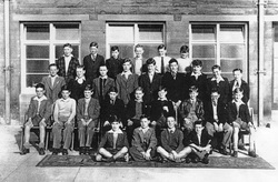David Kilpatrick School Class Portrait 1954