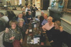 Our 2nd Christmas Lunch for Former Dean Villagers held at Howies Restaurant