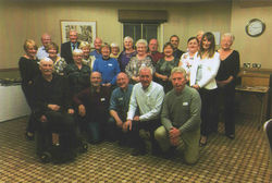 A group photo taken at our 6th Dean Village Reunion for former Dean Villagers held in May at the Hilton Hotel