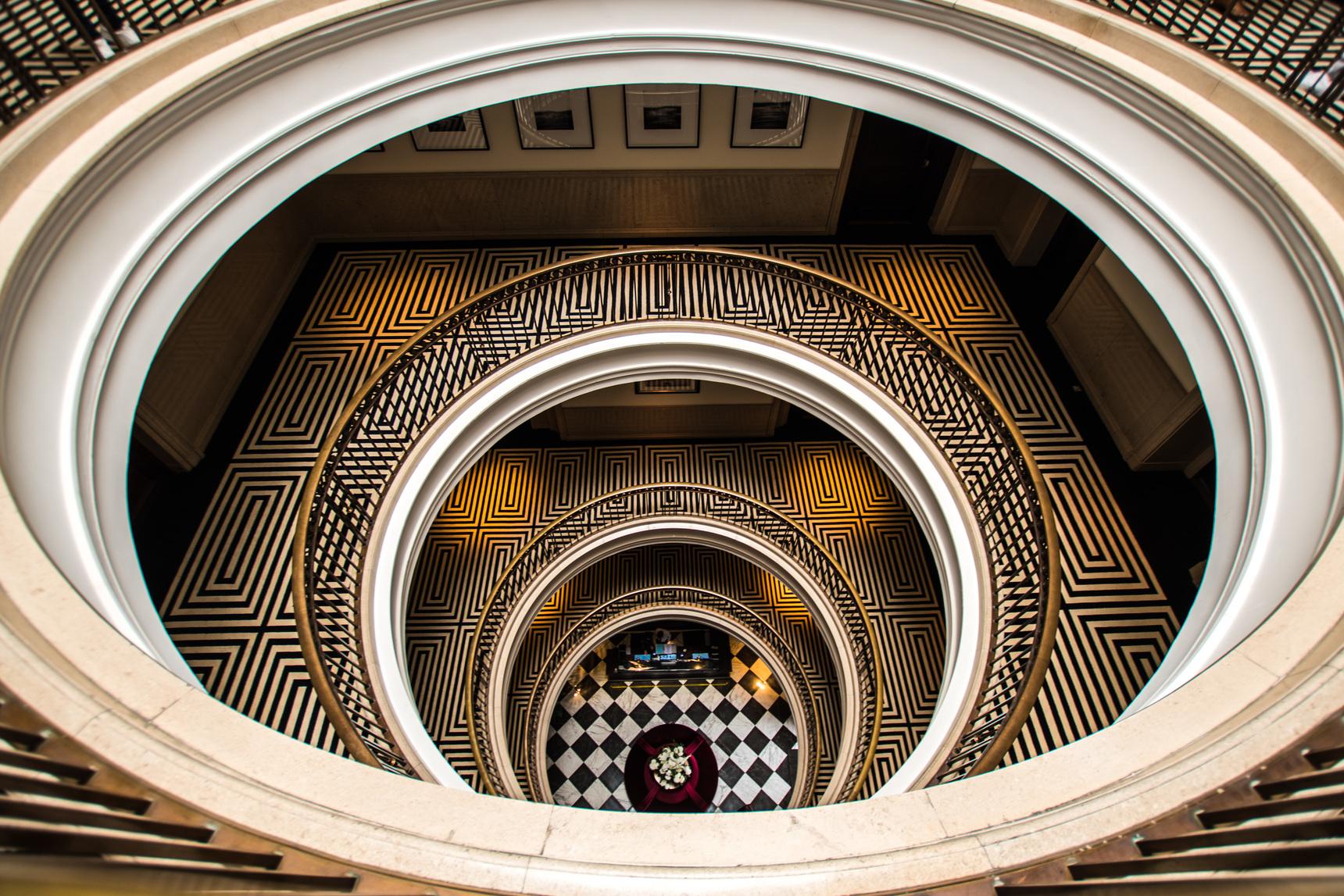 The Atrium at The Edinburgh Grand