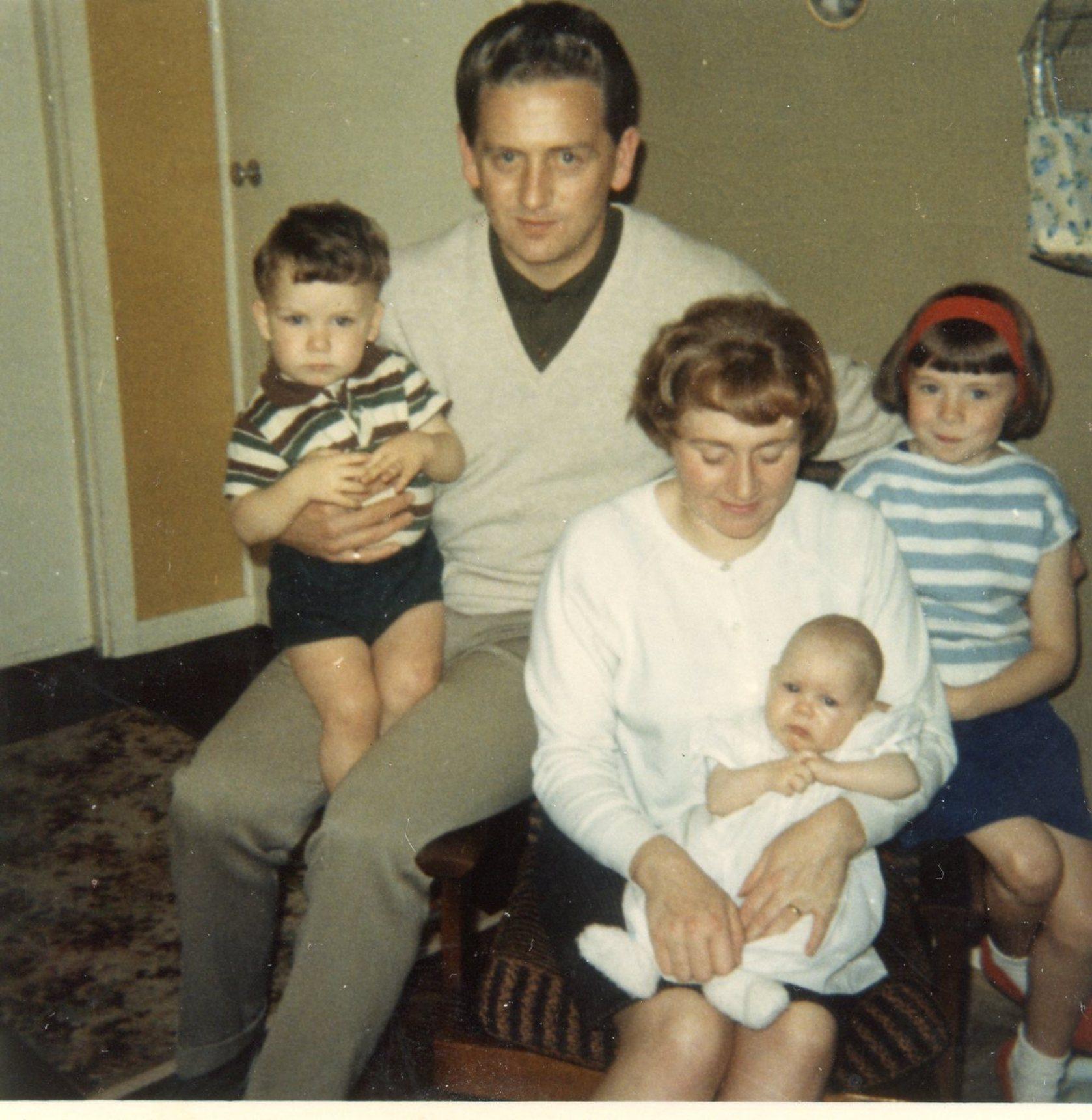 An Oxgangs family