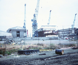 Last Ship To Be Built At Henry Robb's Shipyard 1983