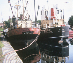 Old North Scotland Passenger Boats That Once Sailed From Leith To Kirkwall And Lerwick 1960s