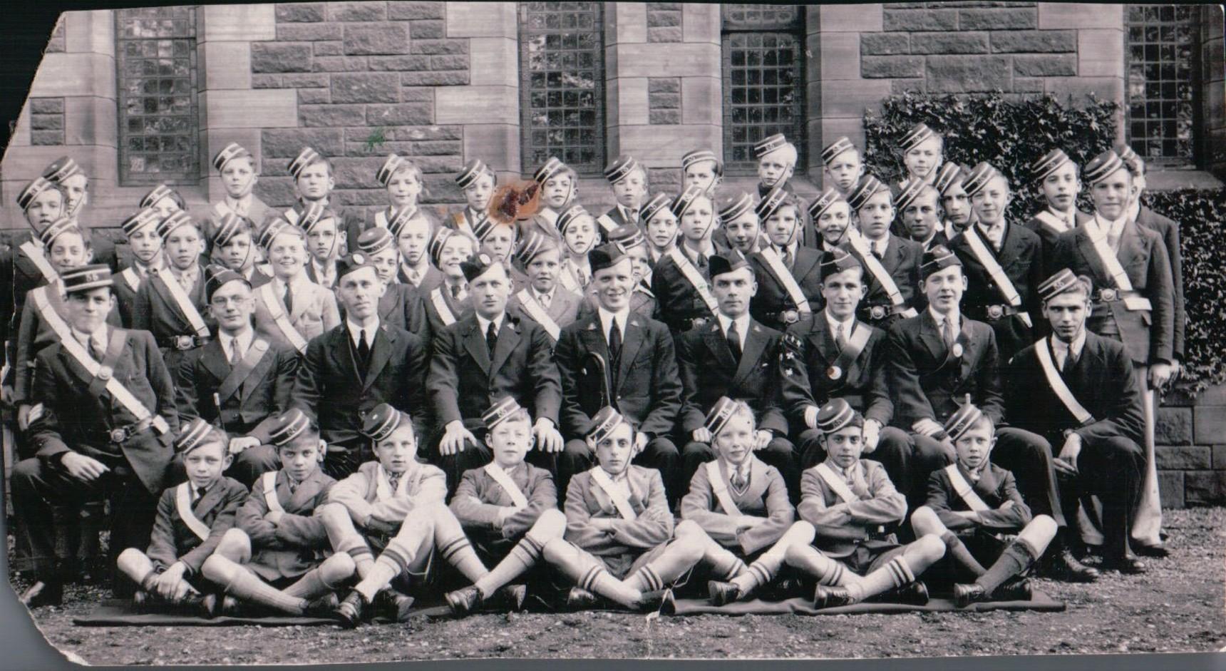 55th Edinburgh Boys Brigade Company