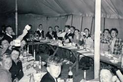 Last night of camp - a celebration