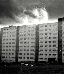 Demolition of high rises
