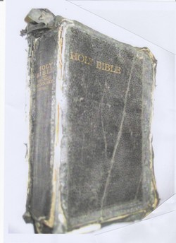 This bible was given to my Mother in 1937 from her Mother (my Granny Margaret Shaw).