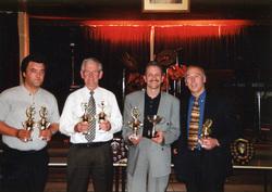 John Lewis Snooker Team 1980s
