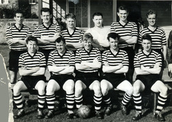 Gala Fairydean Football Club Team 1959