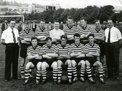 Gala Fairydean Football Club Team 1962
