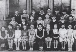 Bonnington Road School Class Portrait c.1948