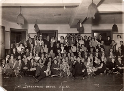 Coronation Day Dance, 2nd June 1953