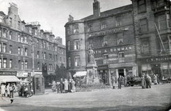 The Kirkgate / Foot Of The Walk, 19 April 1951