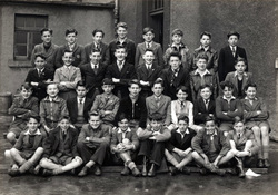 Tynecastle Senior Secondary School Class 2T1 1950