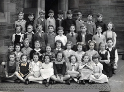 North Merchiston Primary School Class Portrait 1948