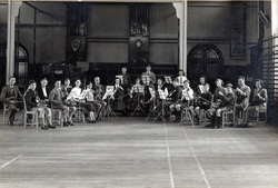 Tynecastle Senior Secondary School Orchestra 1950
