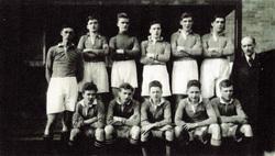 19th Edinburgh Boys Brigade Football Team c.1932