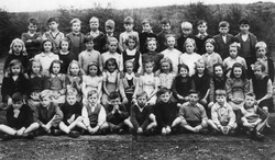 Pennywell Primary School 1940s