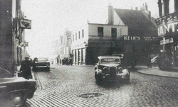 Part Of The Kirkgate 1950s