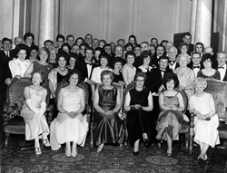 Leith Pensioners Party 1960s