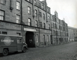 The Leith Provident Co-Operative Building On Burlington Street, mid-1970s