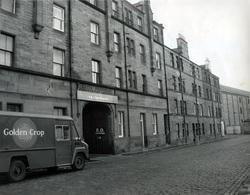 The Leith Provident Co-Operative Building On Burlington Street, mid-1970s