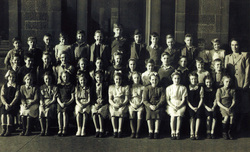 St Mary's Primary School Class Portrait 1948