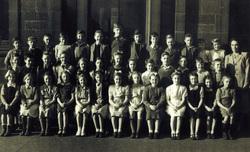 St Mary's Primary School Class Portrait 1948