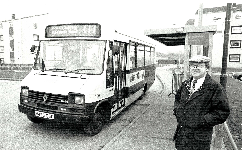 Sprinter bus