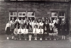 David Kilpatrick School Class Portrait c.1964
