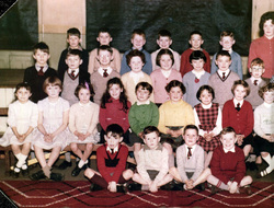 Bonnington Road Primary School Class Portrait c.1960