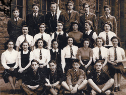Boroughmuir High School Class 3A6 1947