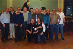 Fiftieth Birthday Celebration With The 1930s Club At Leith Town Hall  2008