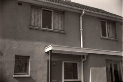 New Council Housing Home At Drumbrae 1962