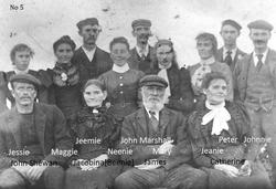 Shetland Family c.1906