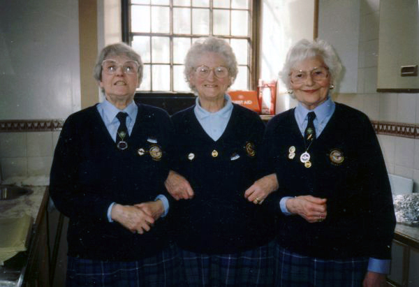 Women's Auxiliary Air Force Members Reunion 1990s